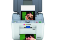 Epson PictureMate Dash PM 260 Driver Download