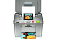 Epson PictureMate Snap PM 240 Driver Download