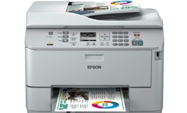 Epson WorkForce Pro WP-4525 DNF Driver Download |