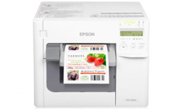 Epson ColorWorks C3500 Label Printer Driver