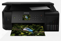 Epson EcoTank L7160 Driver Download